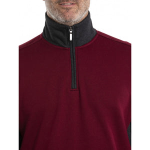 Breakaway Indo Snowy Mt Fleece Half Zip