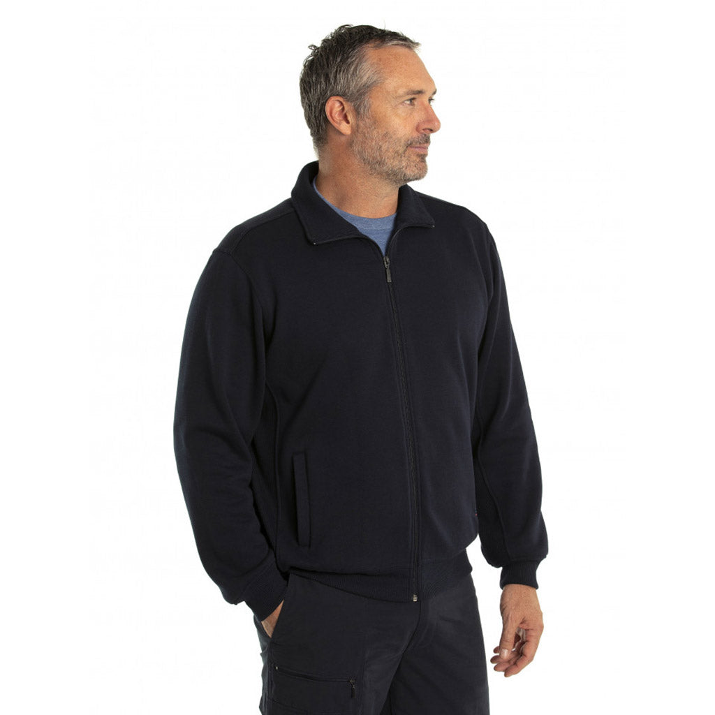 Breakaway Zed Snowy Mt Fleece Jacket