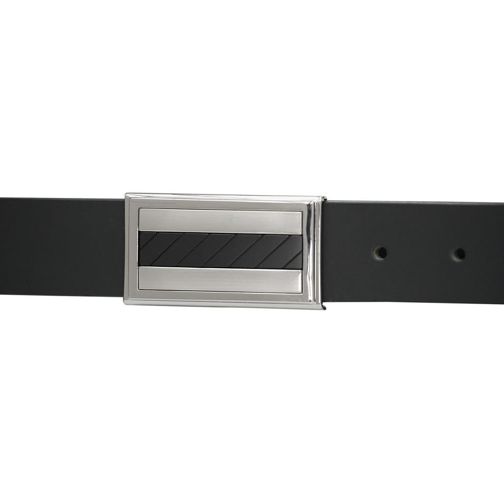 Buckle B1821 35MM Full Grain Buffalo Leather Belt