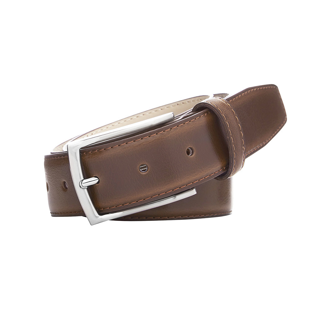 Buckle Casablanca 35mm Leather Belt