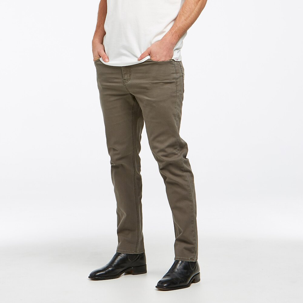 Riders By Lee Classic Straight Slim Jeans