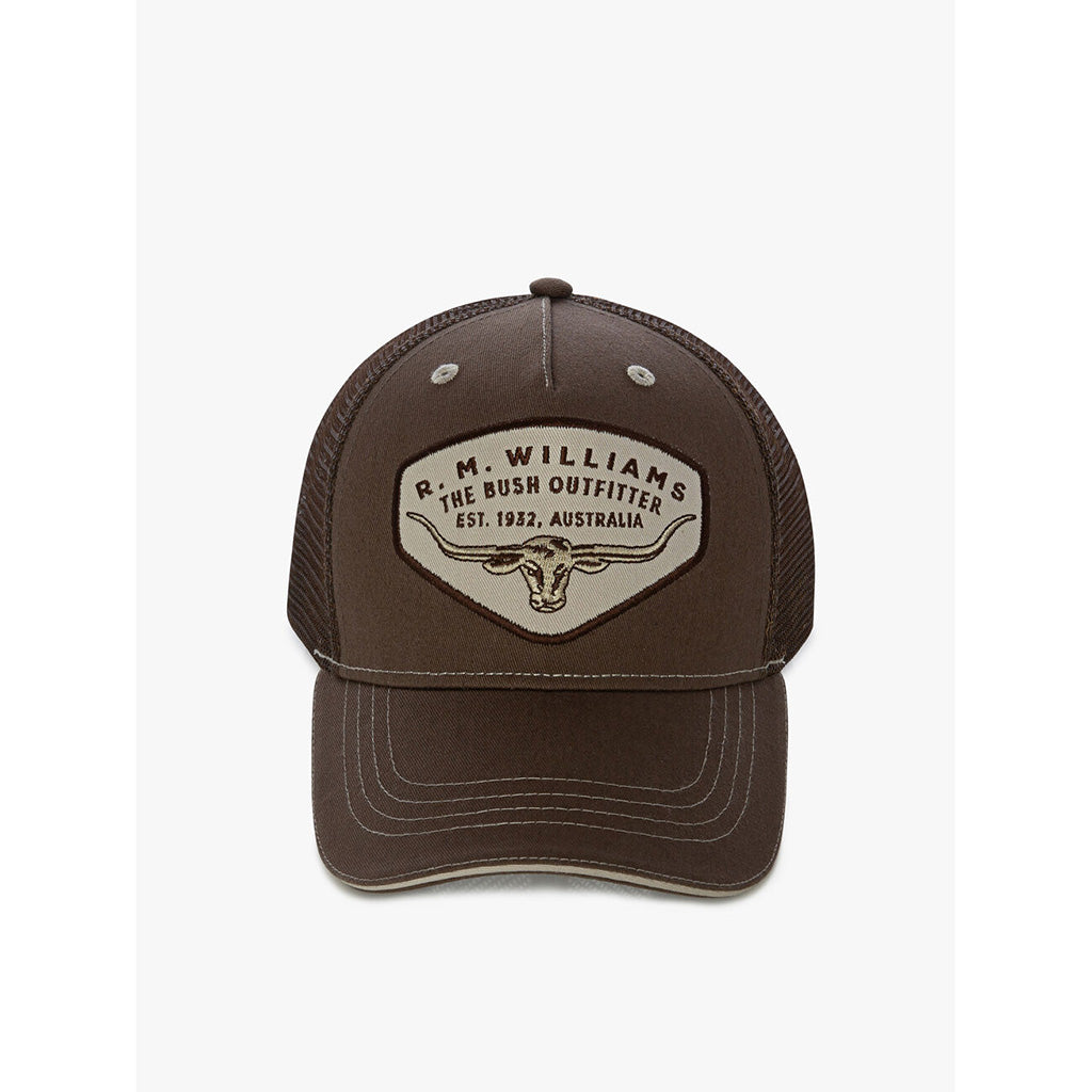 R.M. Williams Rmw Trucker Cap