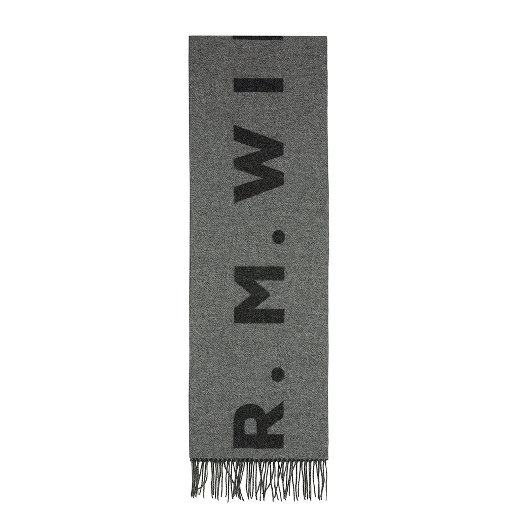 R.M. Williams Logo Scarf