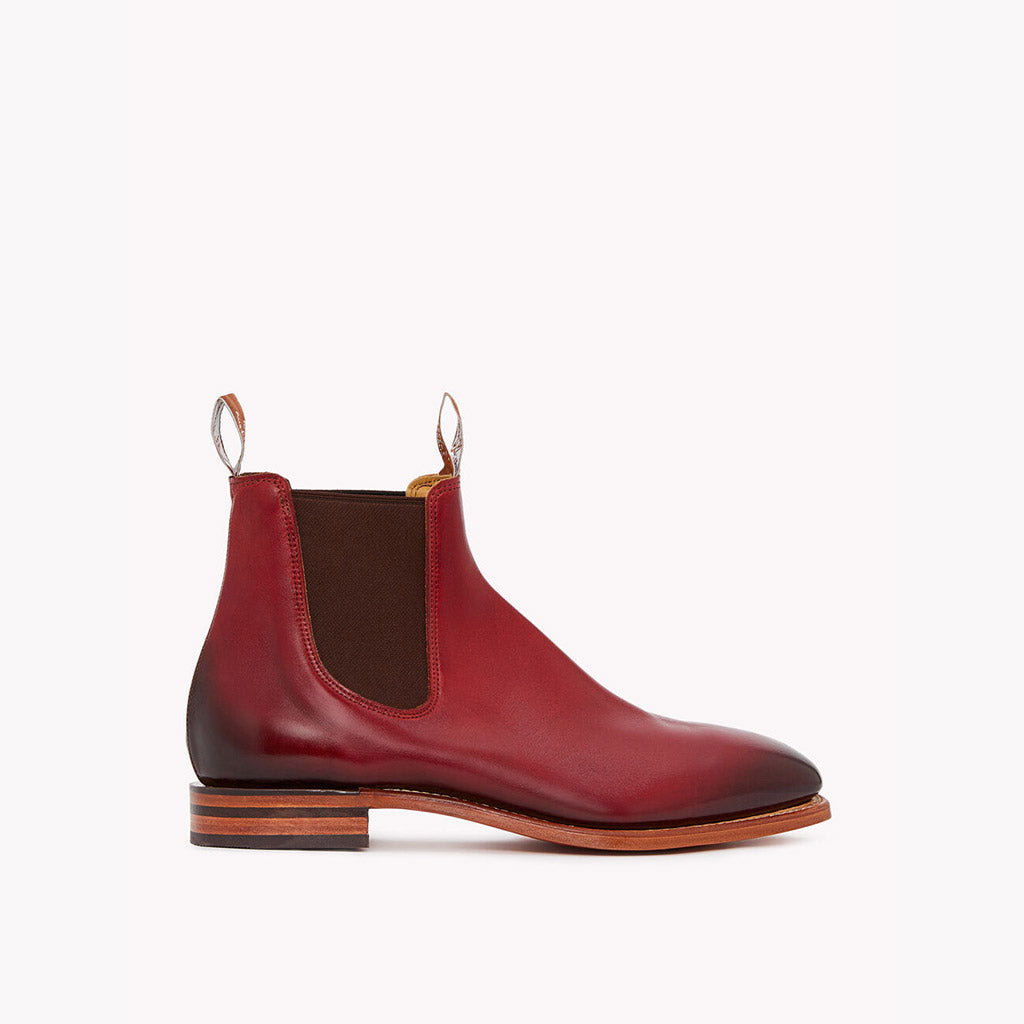 R.M. Williams Chinchilla Boot