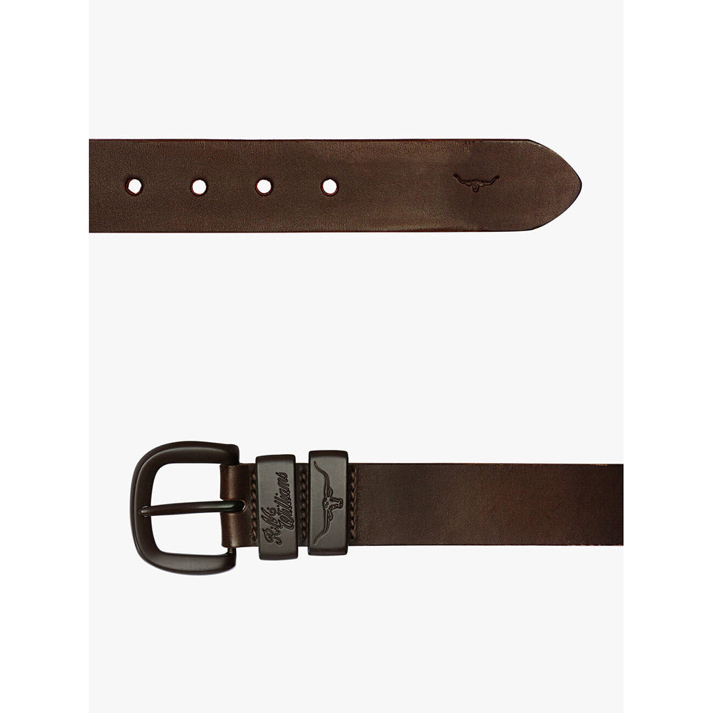 "R.M. Williams 1 1/2"" Drover Belt"