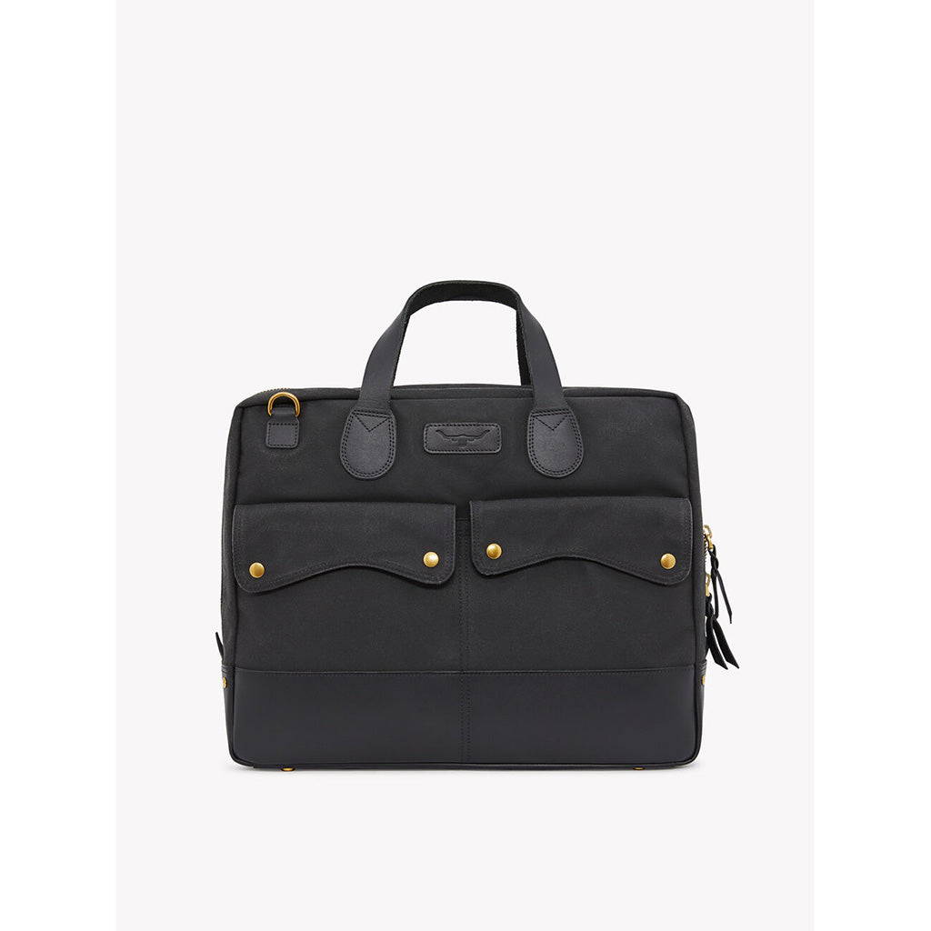 R.M. Williams Gippsland Briefcase