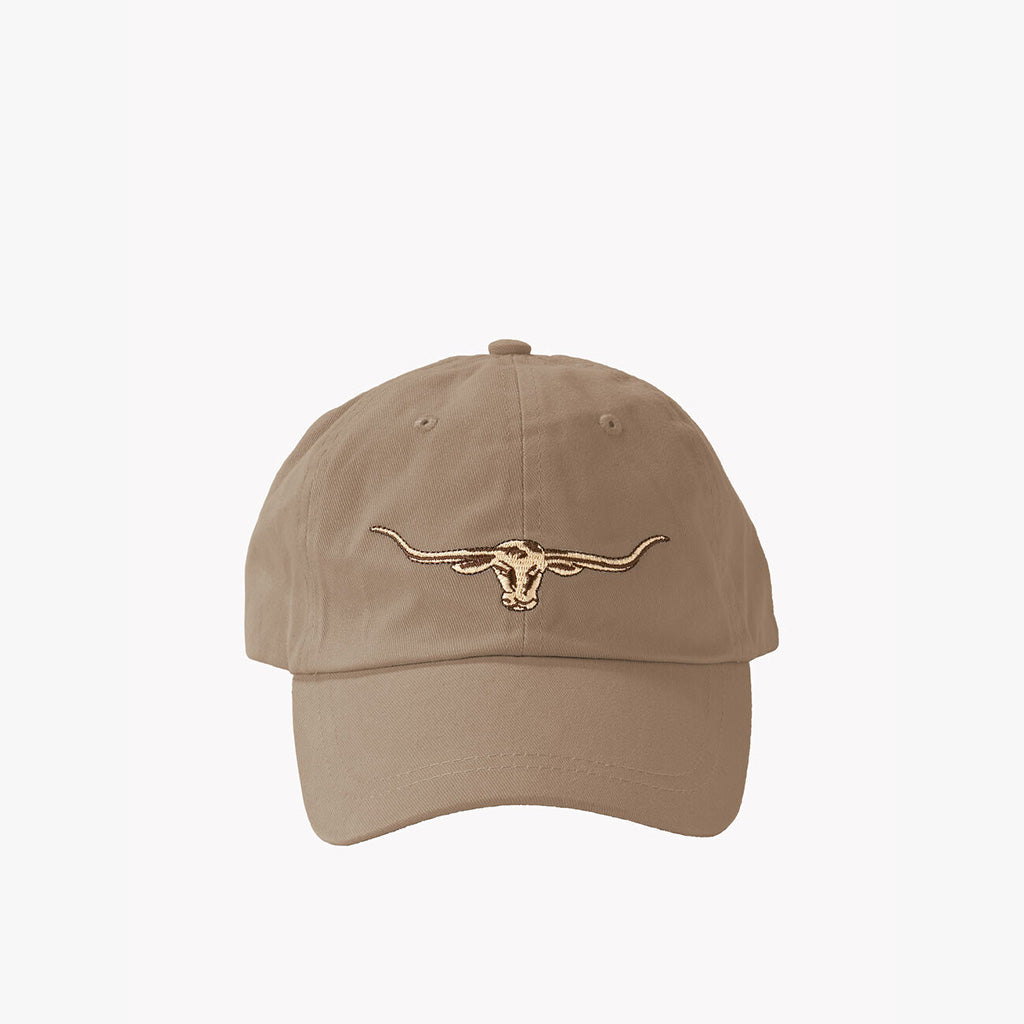 R.M. Williams Steers Head Logo Cap