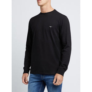 R.M. Williams Signature Long Sleeve T-Shirt