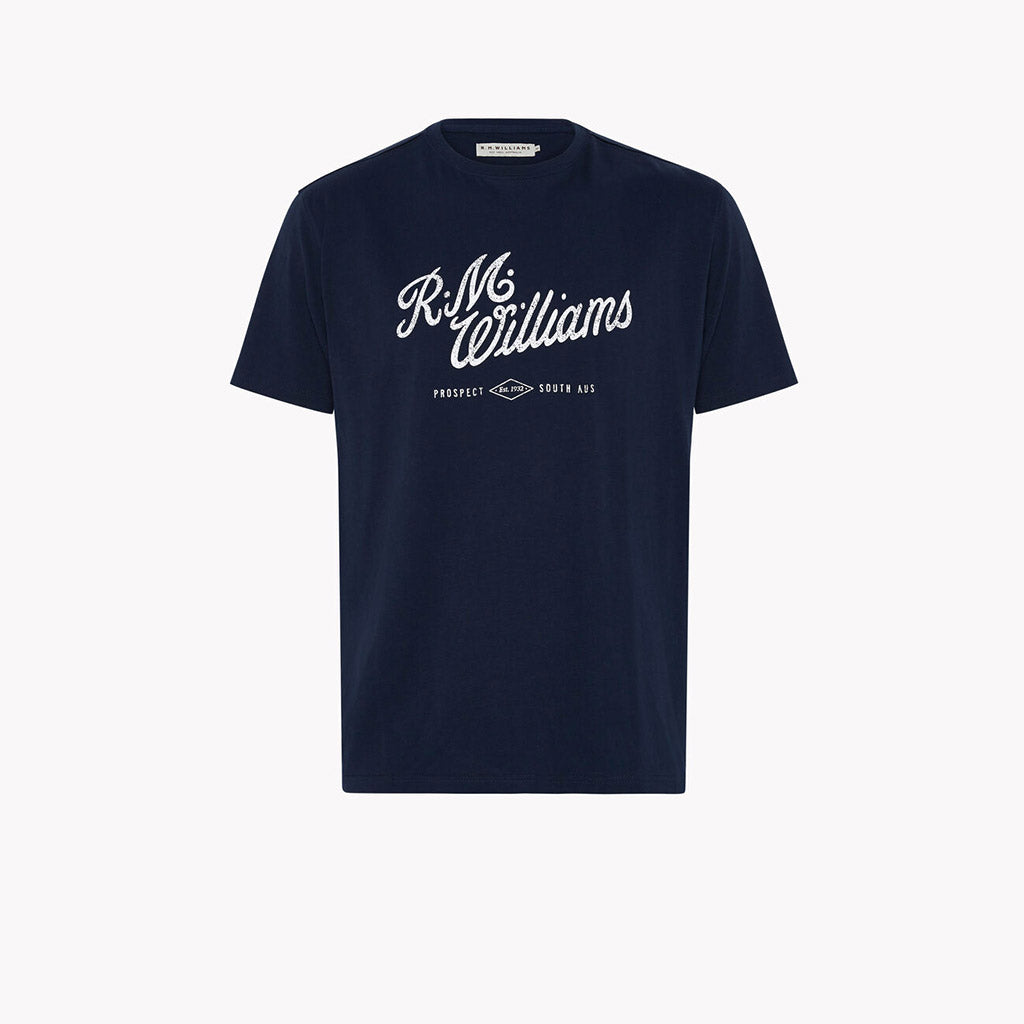 R.M. Williams Script T-Shirt