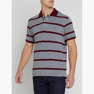 R.M. Williams Rod Polo Jaspe' Stripe