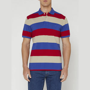 R.M. Williams Rod Polo Mid Stripe