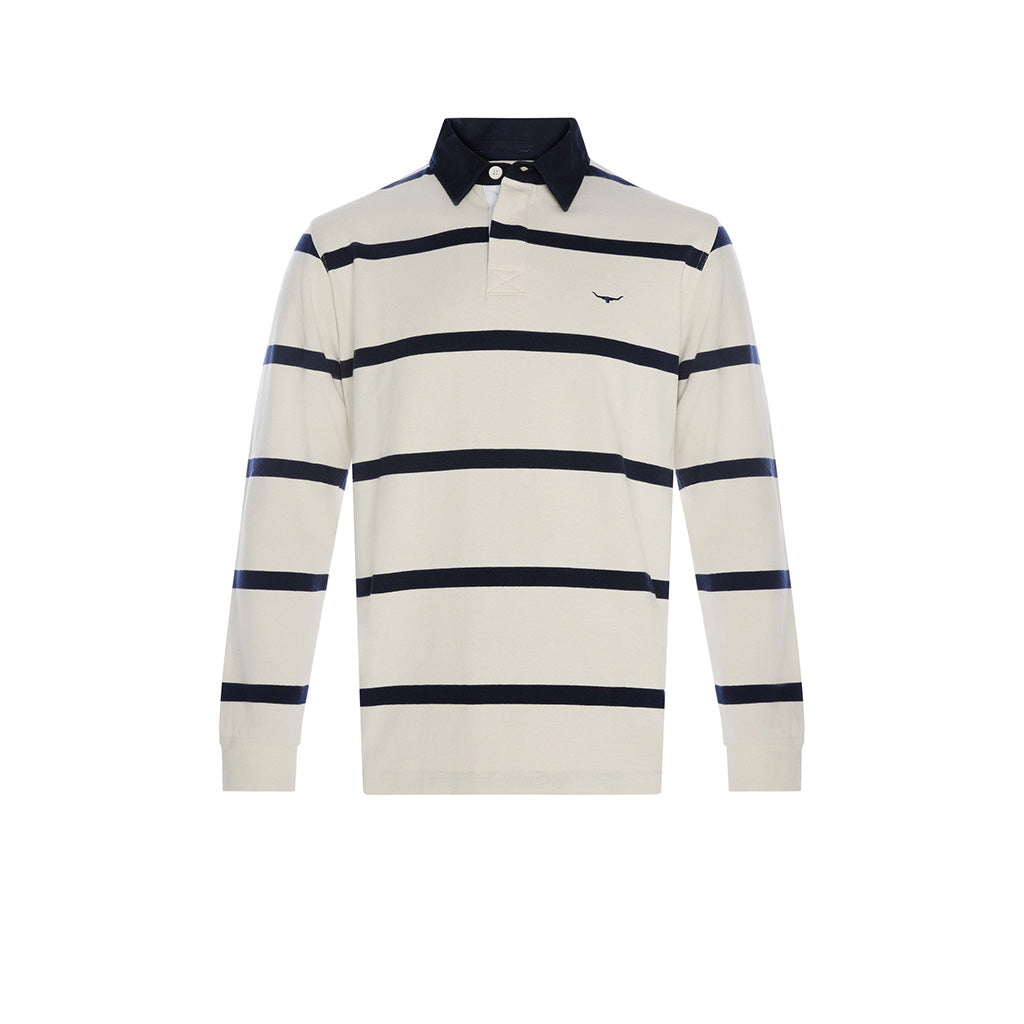 R.M. Williams Tweedale Thin Stripe Rugby
