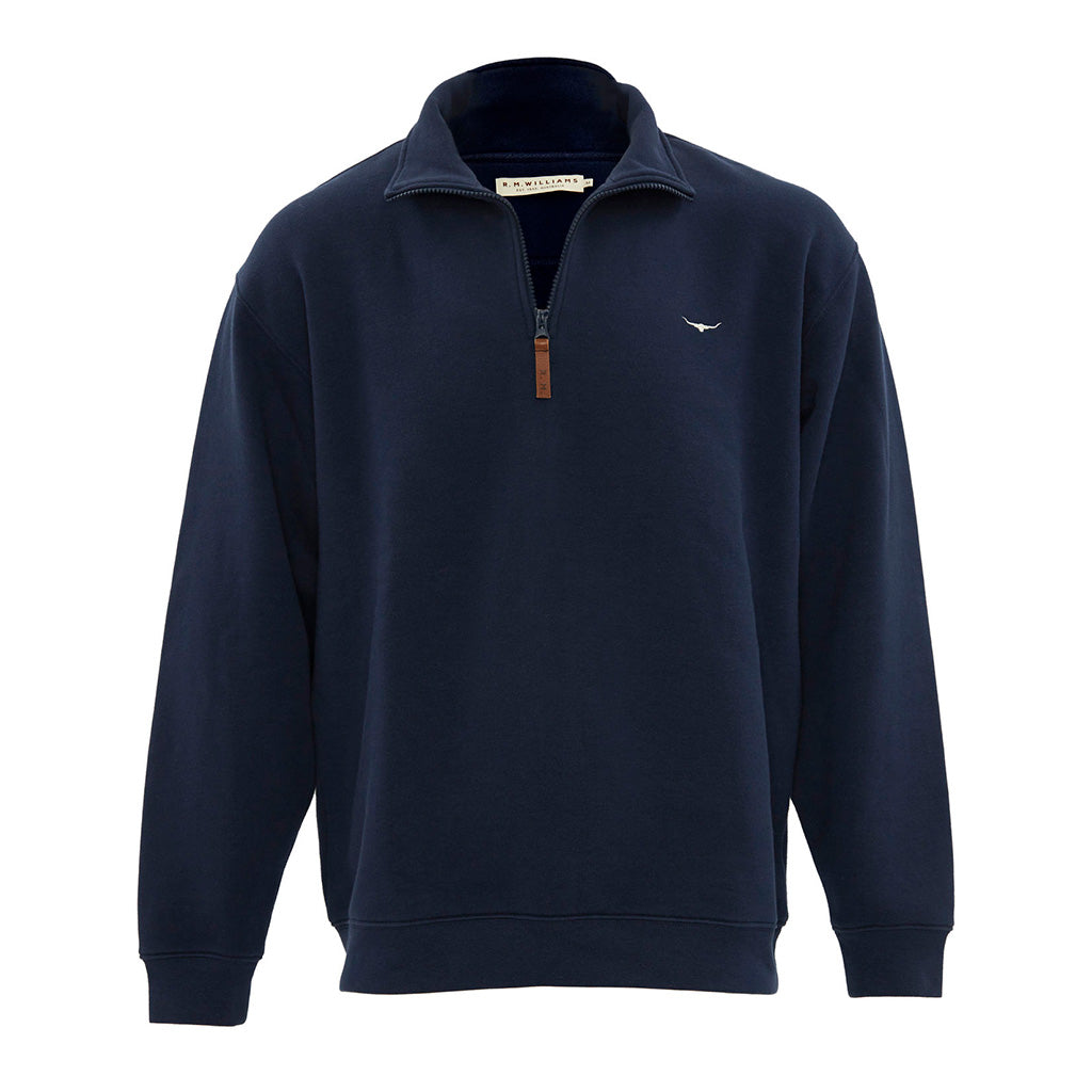 R.M. Williams Mulyungarie Fleece Top