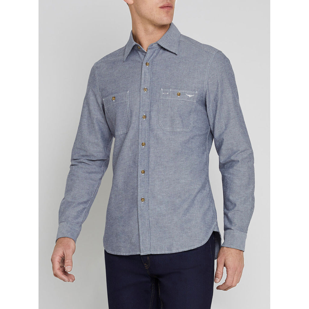 R.M. Williams Renmark Workshirt
