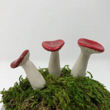 Load image into Gallery viewer, Miniature Mushroom: Russula