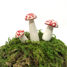 Load image into Gallery viewer, Miniature Mushroom: Amanita Muscaria