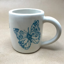 Load image into Gallery viewer, Butterfly Mug