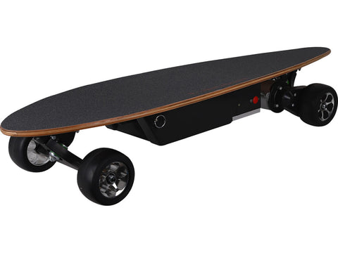 400w Street Electric Skateboard - Typical corporation