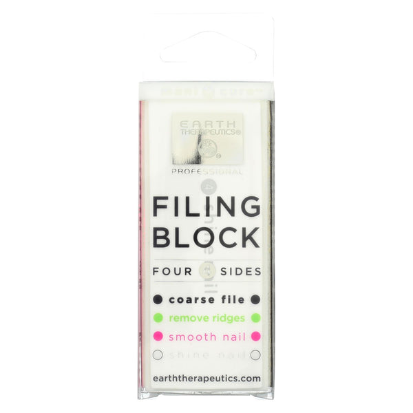 Earth Therapeutics Filing Block - 1 File.