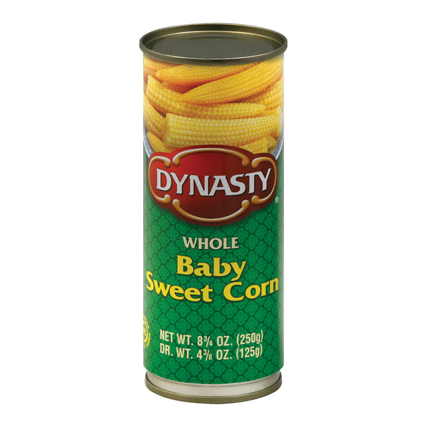 Dynasty Corn - Baby Sweet - Case Of 12 - 8.75 Oz.