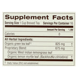 Traditional Medicinals Organic Golden Green Tea - 16 Tea Bags - Case Of 6.