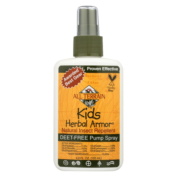 All Terrain - Herbal Armor Spray For Kids - 4 Oz - Typical corporation