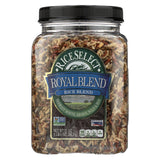 Rice Select Royal Blend - White Brown And Red - Case Of 4 - 21 Oz..