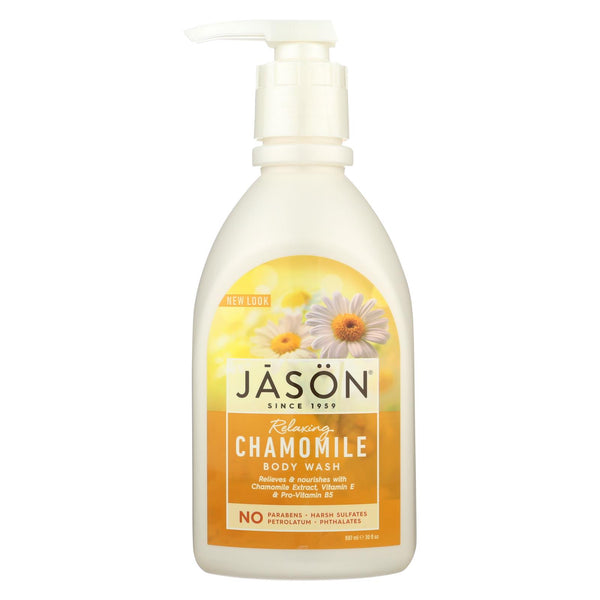 Jason Pure Natural Body Wash Chamomile - 30 Fl Oz.