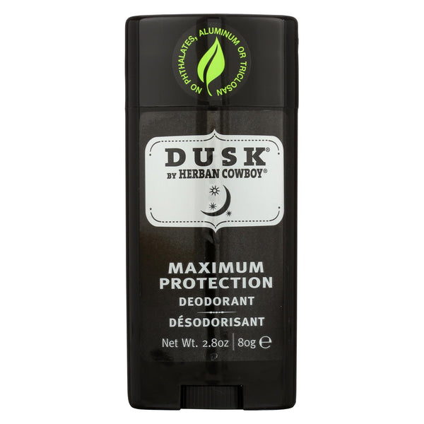 Herban Cowboy Deodorant Dusk Maximum Protection - 2.8 Oz.
