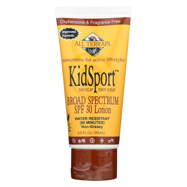 All Terrain - Kid Sport Performance Sunscreen Spf 30 - 3 Fl Oz - Typical corporation
