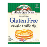 Maple Grove Farms - Gluten Free Pancake And Waffle Mix - Case Of 8 - 16 Oz..