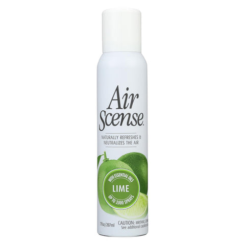 Air Scense - Air Freshener - Lime - Case Of 4 - 7 Oz - Typical corporation