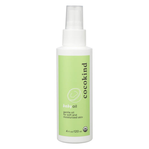 Cocokind Baby Oil - Organic - 120 Ml.