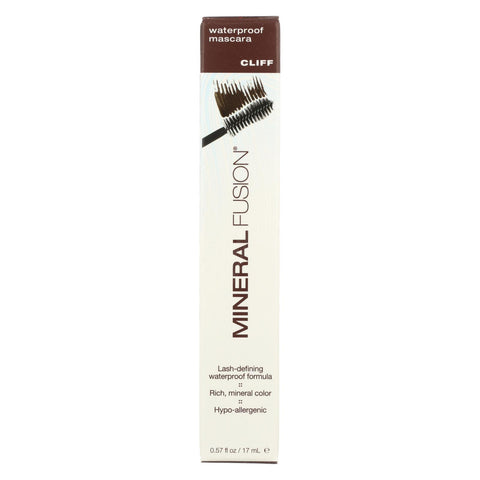 Mineral Fusion - Mascara - Waterproofm Cliff - 0.57 Oz..