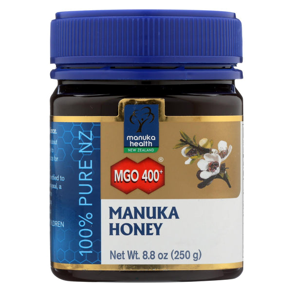 Manuka Health - Mgo 400+ Manuka Honey - 8.8 Oz.