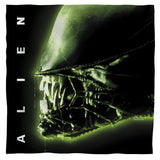 Alien/head-bandana-white - Typical corporation