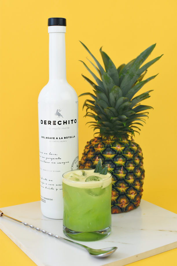 Derechito Tequila Blanco