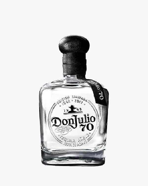 Don Julio 70 Añejo Cristalino