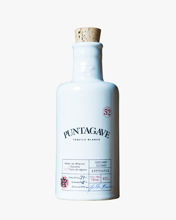 Puntagave Tequila Blanco