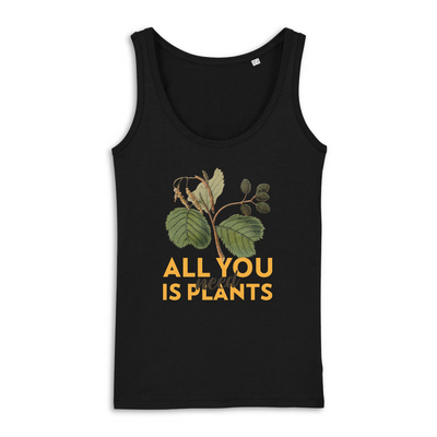 Vegan Message Tank -All You Need Is Plants - The Vegan Prophets