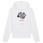 Vegan Quote Hoodie | Hippocrates (Unisex) - The Vegan Prophets