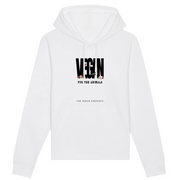 Vegan Message Hoodie | Vegan FTA (Unisex) - The Vegan Prophets