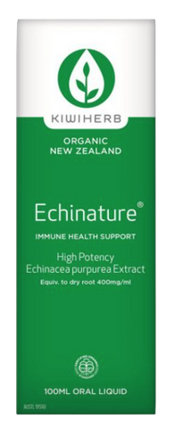 KiwiHerb Echinature Immune Health Support 100ml