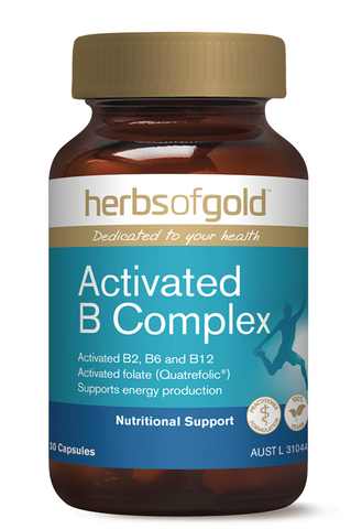 Herbs of Gold Activated B Complex 30C