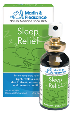 Martin & Pleasance Sleep Relief Spray 25ml