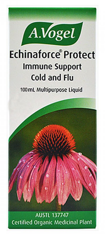 Echinaforce Cold & Flu Support 100ml