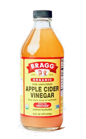 Bragg  Apple Cider Vinegar With The Mother 473ml