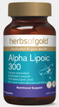 Herbs Of Gold Alpha Lipoic 300 60C