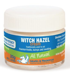 Martin & Pleasance Witch Hazel Cream 20g