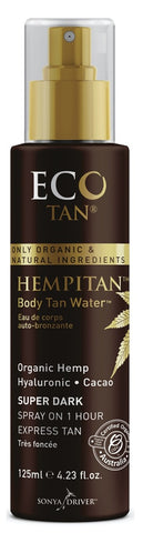 Eco Tan Hempitan Body Tan Water 125ml